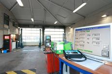 Contrôle technique Montpellier Autovision du Parc Euromédecine Montpellier Nord et ses outils de diagnostic à la pointe de la technologie (® networld-Fabrice Chort)