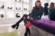 Coqueline Montpellier Boutique de vêtements Femme luxe vend des vêtements de grands couturiers et de jeunes créateurs en devenir (® coqueline)