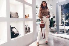 Mode Femme Luxe Montpellier chez Coqueline Boutique Montpellier en centre-ville dédiée à la Mode féminine haut de gamme (® coqueline)