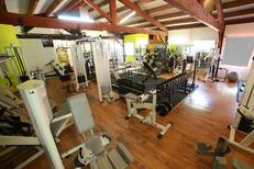 Côté Fitness Montpellier et sa salle de musculation pour votre remise en forme au Complexe Pierre Rouge au centre-ville de Montpellier (® networld-fabrice chort)