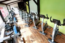 Côté Fitness Montpellier et son espace Cardio pour votre remise en forme au Complexe Pierre Rouge au centre-ville de Montpellier (® networld-fabrice chort)