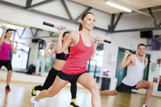 Côté Fitness Montpellier propose des cours collectifs de fitness (® côté fitness)