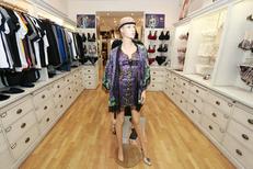 Lingerie Daudé Montpellier propose un beau choix de lingerie haut de gamme au milieu de la Grand Rue au centre-ville (®:networld-fabrice chort)