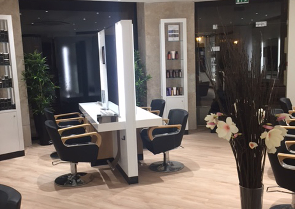 Dessange montpellier coiffeur et institut montpellier for Salon ce montpellier