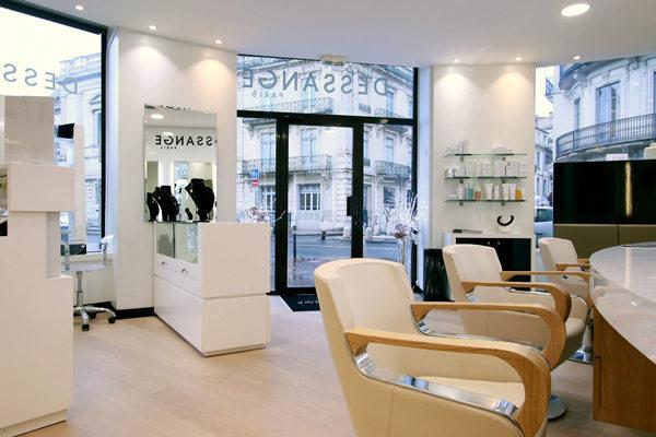 Dessange montpellier coiffeur et institut de beaut rue for Salon ce montpellier