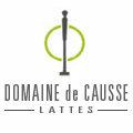 Logo du Domaine de Causse producteur de Vins de Pays d'Oc aux portes de Montpellier sur la commune de Lattes