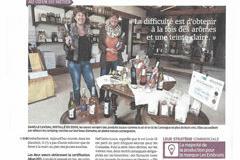 Conversion Bio réussie du Domaine du Petit Chaumont Aigues Mortes (® la vigne)