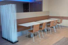 EDS-SUD Montpellier fabrique du mobilier professionnel et des claustras en fibre de verre pour équiper vos établissements (® EDS-SUD)