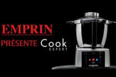 Emprin Montpellier présente le Robot Magimix Cook Expert