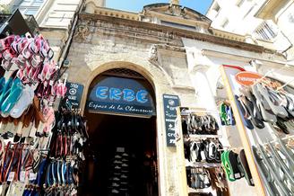 Erbé Montpellier Chaussures pour hommes, femmes et enfants en centre-ville (® networld-fabrice Chort)
