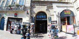 Erbé Montpellier boutique de chaussures en centre-ville (® networld-fabrice Chort)