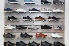 Magasin Chaussure Auchan Perols Erbé vend des chaussures Homme de marques dans la galerie marchande (® SAAM-fabrice Chort)