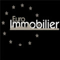Euro Immobilier, agence immobiliere proche de Saint Guilhem au centre-ville de Montpellier - logo