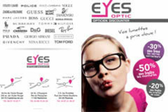 Campagne d'Eyes Optic de Castelnau le Lez