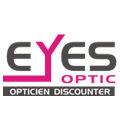 Eyes Optic Castelnau le Lez opticien discounter vend des montures, des solaires, des lentilles et des verres à prix réduits à l'Aube Rouge près de Montpellier.