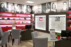 Opticien pas cher Montpellier Nord chez Eyes Optic Saint Clément de Rivière dans la galerie de Carrefour Trifontaine( ® SAAM-fabrice Chort)