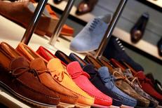 Finsbury Montpellier vend des chaussures haut de gamme pour homme comme les Mocassins souples au centre-ville (® NetWorld-F.Chort)