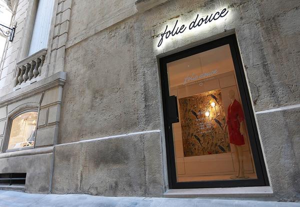 Folie Douce Montpellier Lingerie et maillots de bain au centre-ville (®  SAAM - 6c1c6567633