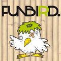Funbird, magasin de mode surfwear au centre-ville de Montpellier, rue de l Aiguillerie - logo