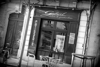 Gabriel Créateur de Gourmandises Montpellier Pâtisserie fine et salon de thé en centre-ville dans le quartier des Beaux Arts (® networld-fabrice Chort)