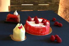 Gabriel Créateur de Gourmandises Montpellier Pâtisserie fine qui propose des gâteaux superbes savoureux et créatifs en centre-ville dans le quartier des Beaux Arts (® networld-fabrice Chort)