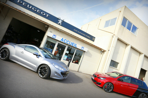 Garage perez lattes maurin peugeot montpellier for Garage automobile lattes