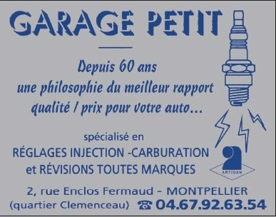 Garage petit garage automobile quartier saint denis for Garage baccara auto montpellier
