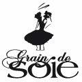 Logo de la boutique de mode Femme Grain de Soie dans la galerie marchande centre commercial Carrefour