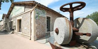 Huilerie Coopérative Olidoc Clermont l'Herault vend des olives, de l'huile d'olive et des produits régionaux (®  networld-Fabrice Chort)