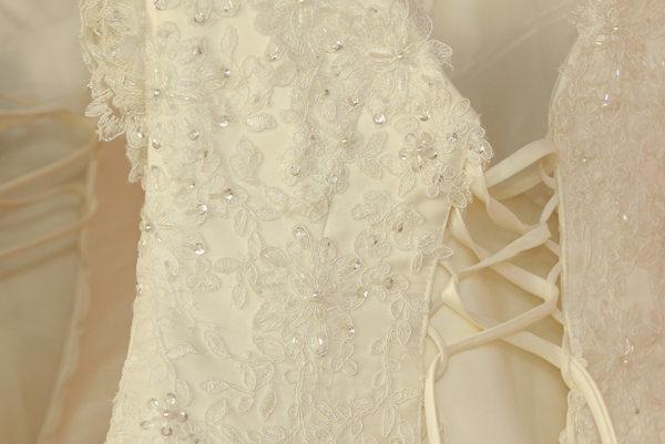 ivoire et blanc mariage montpellier robe de mari e