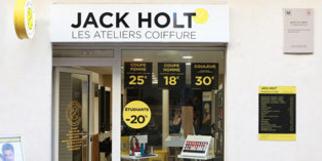 Jack Holt Montpellier salon de coiffure en centre-ville (® networld-fabrice chort)