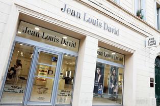 Jean Louis David Montpellier Coiffeur Boulevard Jeu de Paume au centre historique coiffe hommes, femmes et enfants (® SAAM-fabrice Chort)