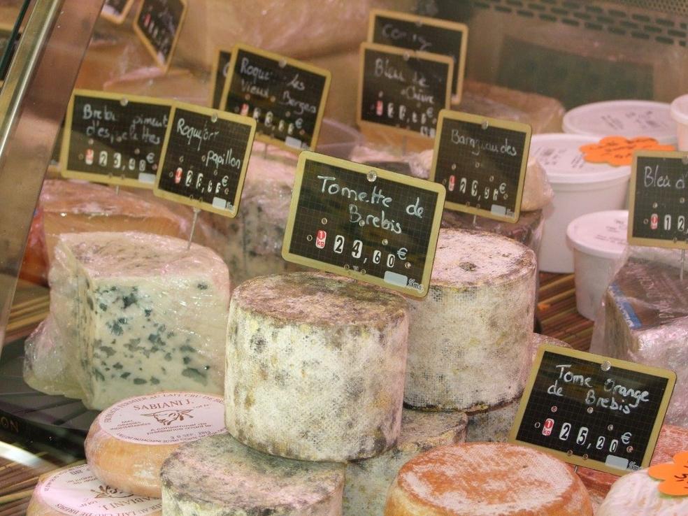 L 39 art du fromage fromager epicerie fine quartier beaux arts montpellier - Decor discount st jean de vedas ...