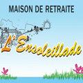 Logo de la Maison de Retraite L'Ensoleillade spécialisée Alzheimer aux portes de Montpellier dans la ville de Lattes