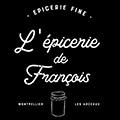 Epicerie fine Montpellier L'Epicerie de François avec des produits de qualité à manger, à boire et à offrir en centre-ville dans le quartier des Arceaux