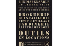 L'Indispensable du centre-ville by Emprin