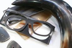 Créateur lunettes Montpellier La Lunetterie de l'Ecusson artisan opticien en centre-ville près de la Préfecture (® SAAM-fabrice CHort)