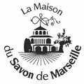 Logo de la Maison du Savon de Marseille au centre-ville de Montpellier