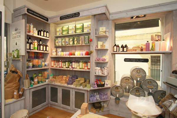 La maison du savon de marseille saint roch montpellier for Au maison online shop