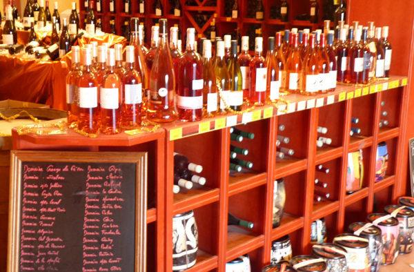 Grand choix de vins dans la maison m diterran enne des - Maison mediterraneenne des vins ...