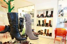 Laffite Chausseur Montpellier propose des chaussures pour femmes au centre-ville (®networld - Fabrice Chort)
