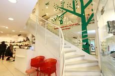 Laffite Chausseur Montpellier propose de nombreuses chaussures dans la rue de la Loge au centre-ville (® networld- Fabrice Chort)