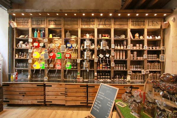 Le comptoir de mathilde chocolats epicerie fine - La compagnie des comptoirs montpellier ...