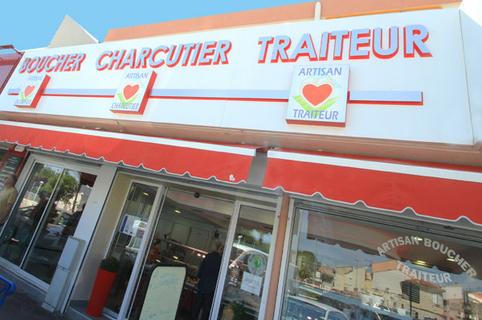 Le Grau Gourmand Grau du roi Boucher Traiteur au centre commercial Le Port Royal (® networld-Fabrice Chort)