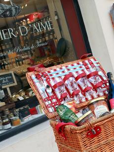 Le Panier d'Aimé Montpellier Epicerie fine centre-ville avec de nombreux produits régionaux et vins (® SAAM-fabrice Chort)