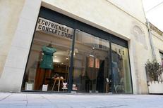 Boutique Vegan Montpellier chez Les 3 L un Concept store vegan qui vend des vêtements, des cosmétiques, déco en centre-ville(® SAAM-fabrice Chort)