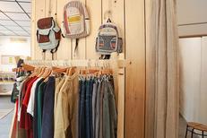 Les Herbes de Lajoie Montpellier est une boutique CBD qui vend des articles en textile en fibre de chanvre (® SAAM-fabrice Chort)
