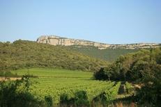Paysage du terroir de la Gravette de Corconne (credits photos: Gravette)