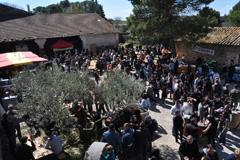 Le Printemps de Roumanières Journée festive autour du vin à Garrigues (® château roumanières)