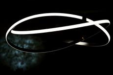 Lustre Montpellier chez Luminaires Boudard Montpellier avec des lustres design ou des lustres classiques ou à pampilles au centre-ville (® SAAM - Fabrice Chort)